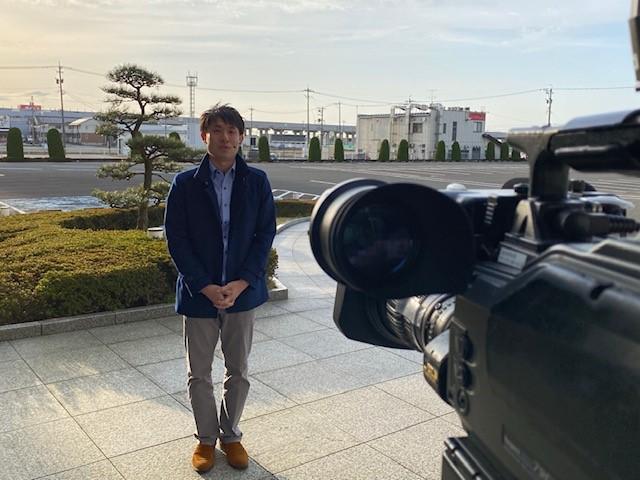 おじゃまっテレ 中継デビュー