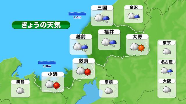 短期予報 天気