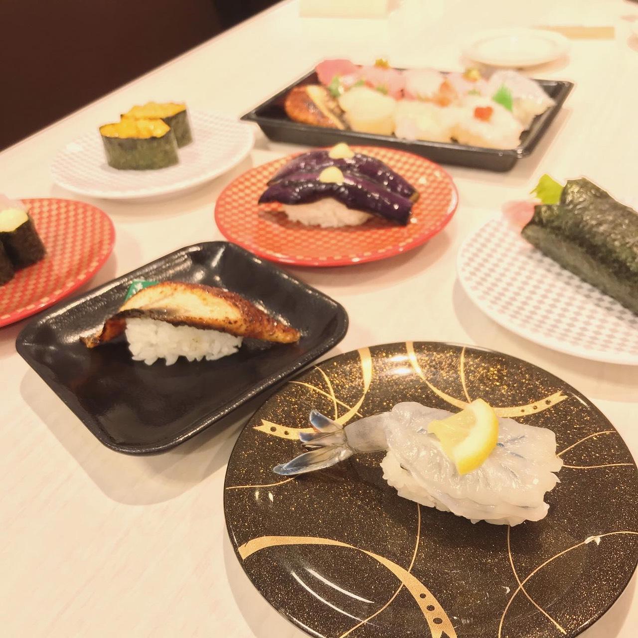 お寿司と人生