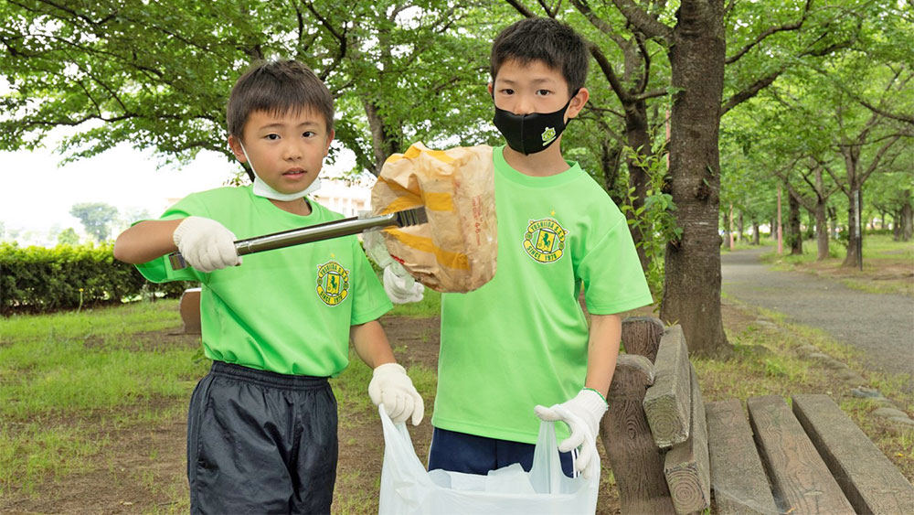海洋ごみの8割は陸で発生!福島県内で「海ごみゼロウィーク」に県内一斉清掃活動を実施|ふくしま海ごみ削減プロジェクト