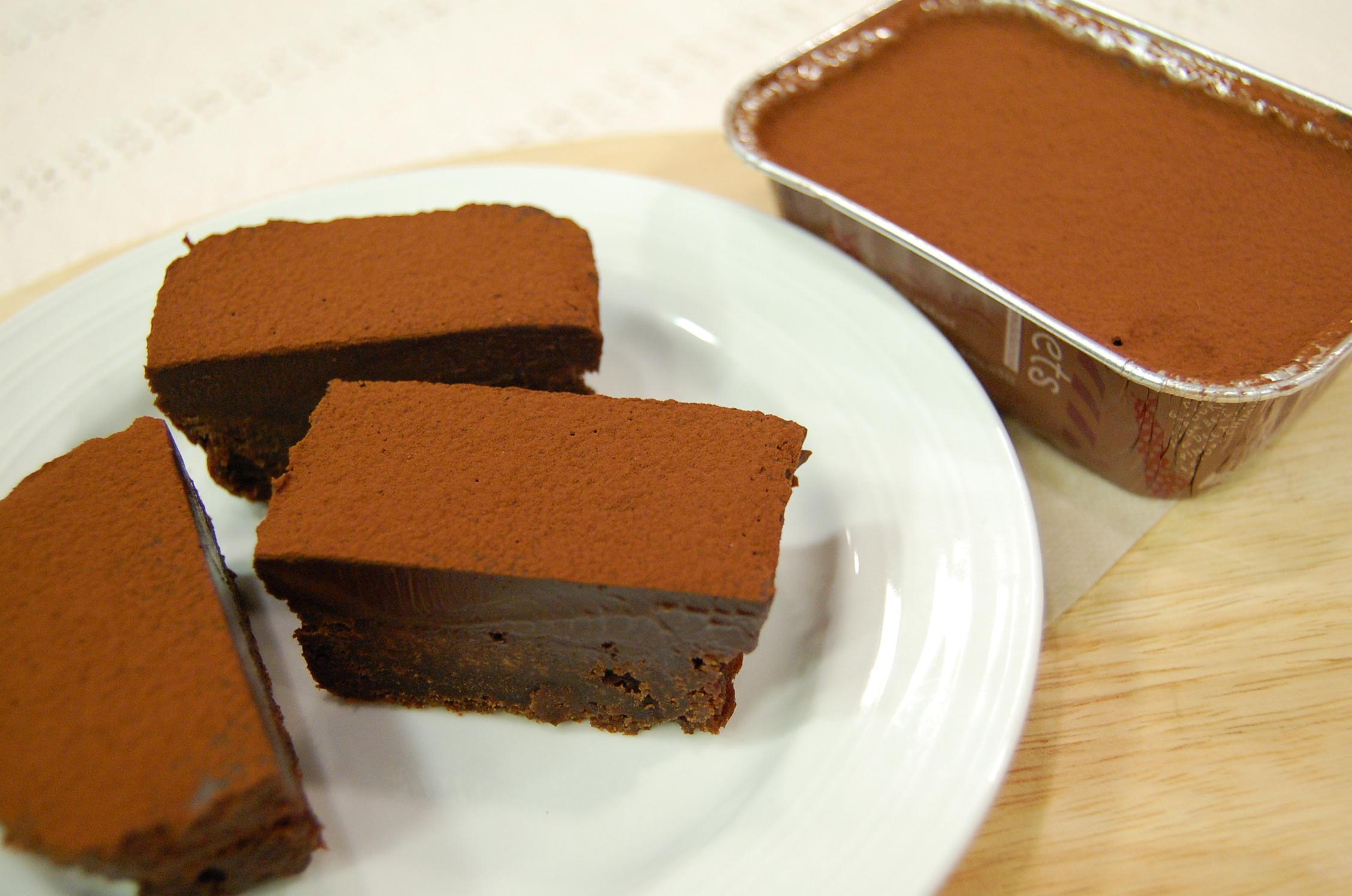 レシピ 生 チョコレート